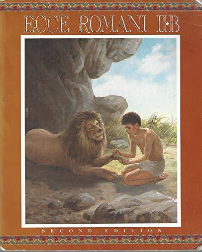 Ecce Romani, 11-B: Pastimes and Ceremonies
