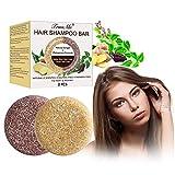 Haarwachstum Shampoo Bar, Anti Haarverlust Seife, Solid Shampoo Bar, Haar Shampoo Bar, Haar Seife,...