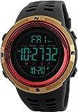 Skmei 1251 Multi Functional Alarm Chronograph Digital Wristwatch Waterproof | Men Sports Watches
