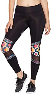 2ea6a4d13fd2b JoyLab Women's Bold Collage Printed Performance Mid-Rise 7/8 Leggings 24
