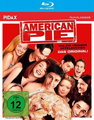 American Pie - Wie ein heißer Apfelkuchen / Das Original! - Preisgekrönte Kultkomödie mit viel Bonusmaterial (Pidax Film-Klassiker) [Blu-ray]