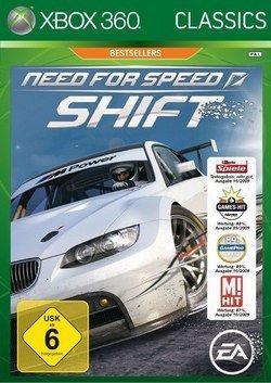 test Need for Speed: Shift Classic Deutschland