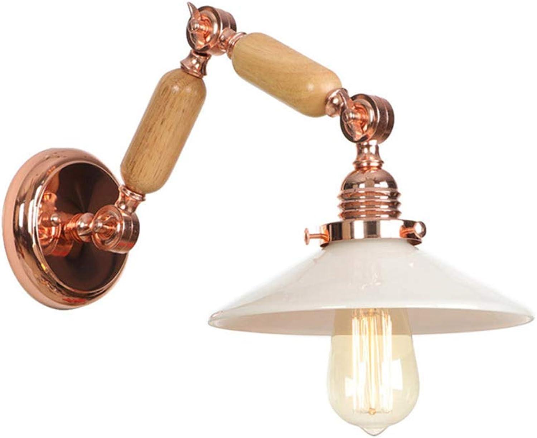 Nordische postmoderne Einfachheit einstellbar kreative Wandlampen Wandleuchten Wohnzimmer Schlafzimmer,G