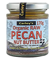 Delicious and velvety nut butter Distinctive taste of wonderful pecan nuts Good source of calcium and protein