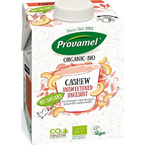 Provamel Bio Provamel Bio Cashewdrink Natural (6 x 500 ml)