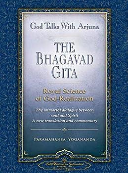 God Talks With Arjuna  The Bhagavad Gita  Self-Realization Fellowship  2 Volume Set  ENGLISH LANGUAGE