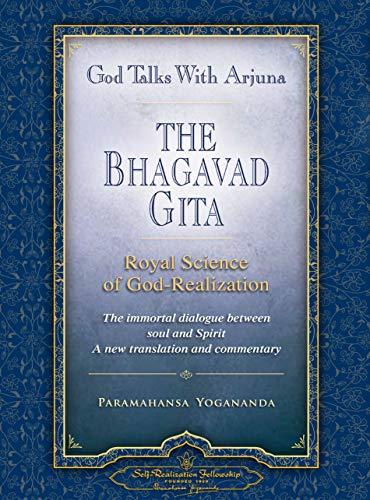 God Talks With Arjuna: The Bhagavad Gita (Self-Realization Fellowship) 2 Volume Set (ENGLISH LANGUAGE)
