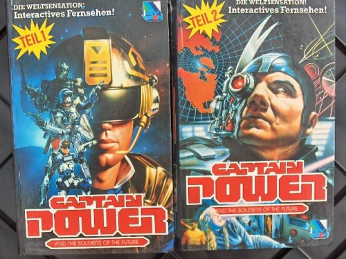 and the Soldiers of the Future (4 VHS)
