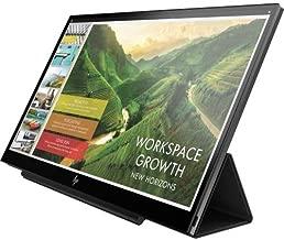 HP 3HX46A8 EliteDisplay S14 - LED monitor - 14 inch - portable - 1920 x 1080 Full HD (1080p) - IPS - 200 cd/m2 - 700:1 - 5 ms - USB-C - ebony black -