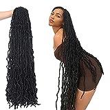 36 Inch 6 Packs Soft Locs Crochet Hair Pre...