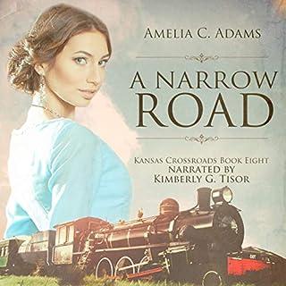 A Narrow Road audiobook cover art