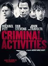 criminal activities 2015 movie