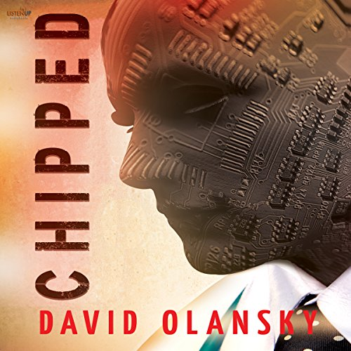 Chipped audiobook cover art