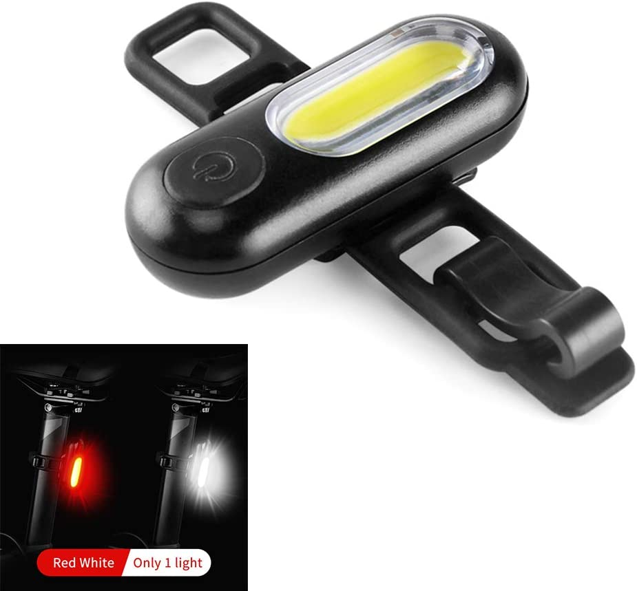 SprinZ LED Portland Mall Bicycle Rear Direct sale of manufacturer Light Cycling USB Rechargeable Charging