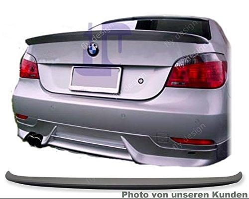 Car-Tuning24 51235251 wie Performance und M3 E60 5er SPOILER 520 525 530 HECKSPOILER HECK LIPPE Typ A * TITAN SILBER 354