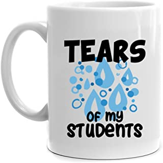 Eddany Tears of My Students Mug