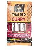 King Soba Fideos Ramen Salsa Curry Rojo Thai S/G King Soba 1 Unidad 200 g
