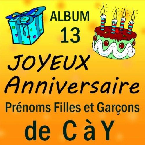 Joyeux Anniversaire Yaya De Joyeux Anniversaire Sur Amazon Music