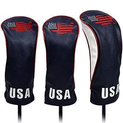 USA Golfschlägerhauben für Driver