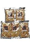 ミックス ナッツ 素焼きミックスナッツ 【カシューナッツ くるみ アーモンド 訳ありのお得なセット】 ミックスナッツ みっくすなっつ 素焼きアーモンド 素焼き ナッツミックス ロースト ナッツ 小分け 無塩 塩味 ロカボナッツ 千成商会 [つまみ蔵] 200g×5袋