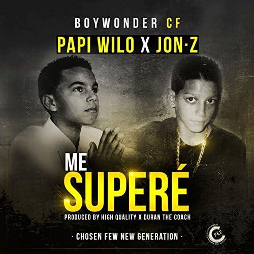 Papi Wilo & Jon-Z