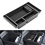 Center Console Organizer for 2019 Chevy Silverado 1500 / GMC Sierra 1500 and 2020 Chevy Si...