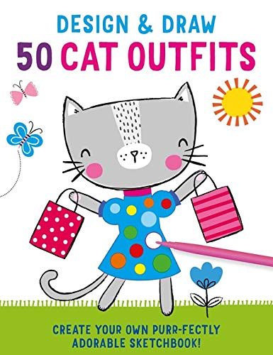 Design and Draw 50 Cat Outfits (iSeek)