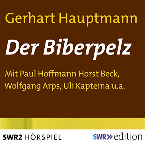 Der Biberpelz cover art