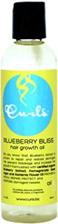 Curls Blueberry Bliss Hair Growth Oil, 4 Ounces