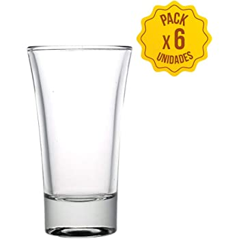 vasos cristal chupitos vasos de chupito originales para whisky, vodka, tequila set juego de vaso chupito de 60 ml de whiskey bebidas alcoholicas vidrio endurecido ...
