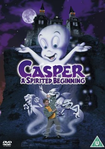 Casper - A Spirited Beginning [Edizione: Regno Unito]