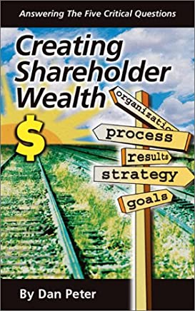 Creating Shareholder Wealth: Answering the Five Critical Questions