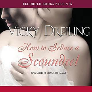 How to Seduce a Scoundrel audiobook cover art