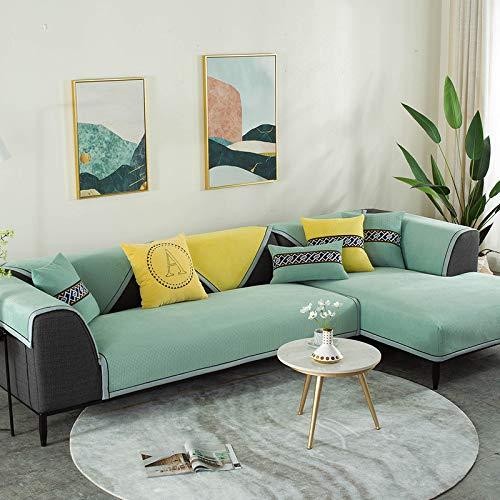 YOPRIA Soft Sofabezug, Wohnzimmer Sofabezug Möbelschutz, waschbare Sofabezug YR37345
