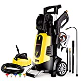 Small Wilks-USA RX545 Very High Powered Pressure Washer - 210 Bar image