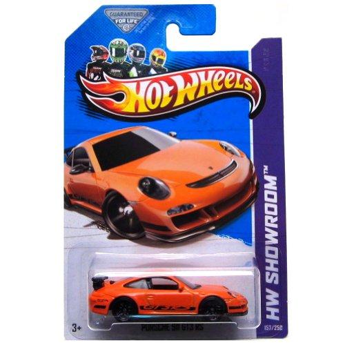 Hotwheels Diecast Car Hot Wheels - Porsche 911 GT3 RS (HW Showroom 2013)