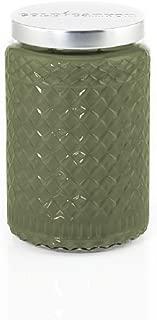 ゴールドキャニオンCandle–26oz Heritage Jar ( What 's彼の名前) ~ノートのベルガモット、Fir Balsam &サンダルウッド