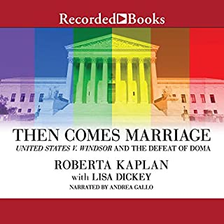 Then Comes Marriage audiobook cover art