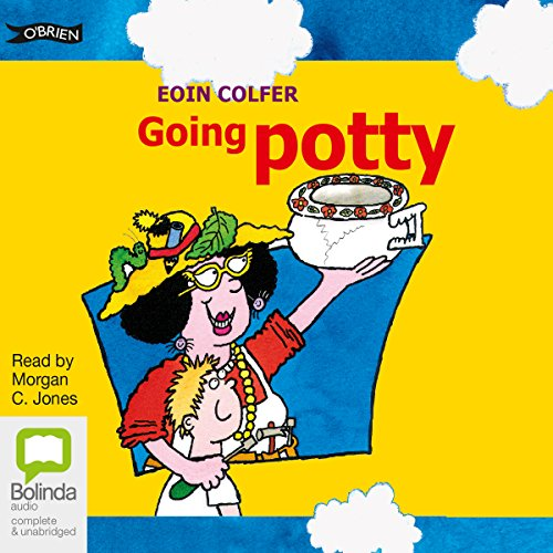 Going Potty audiobook cover art