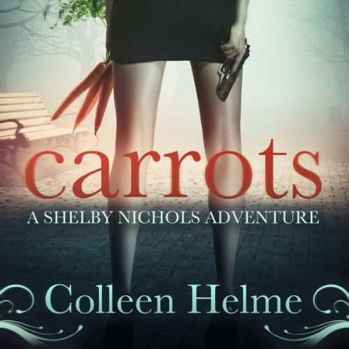 Carrots audiobook cover art