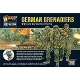 Bolt Action German Grenadiers Late War...