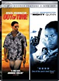 OUT OF TIME THE MIGHTY QUINN DOUBLE FEATURE dvd BRAND NEW FACTORY SEALED movie