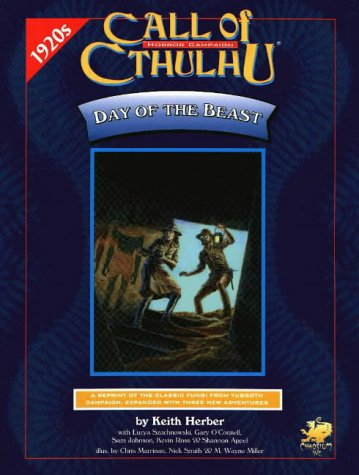 Download Day of the Beast (Call of Cthulhu Horror Campaign) 1568821255