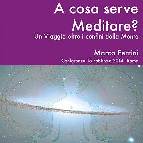 A cosa serve Meditare? copertina