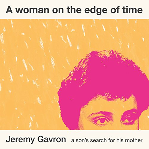 A Woman on the Edge of Time audiobook cover art