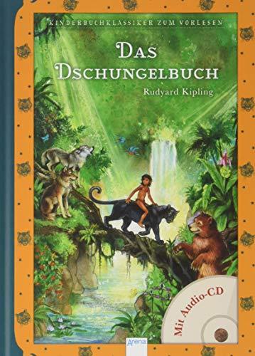 Das Dschungelbuch: Kinderbuch-Klassiker zum Vorlesen mit CD