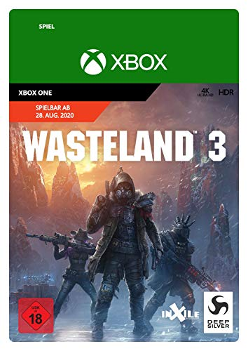 Wasteland 3 - PRE-PURCHASE Standard   Xbox One - Download Code