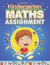 Kindergarten Maths Assignment