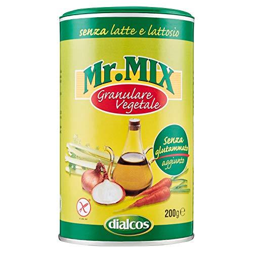 Mr. Mix Granulare Vegetale senza Glutammato, 200g