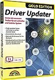 Driver Updater - Universal Treiber aktualisieren für Windows 10 / 8.1 / 7 für 3 PCs - 1 Jahr ab...